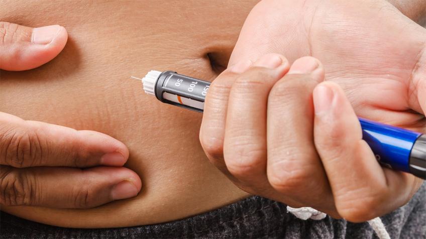 Inzulin kezelés elkerülése